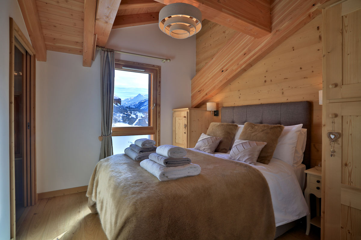 Chalet Aralia Bedroom 3