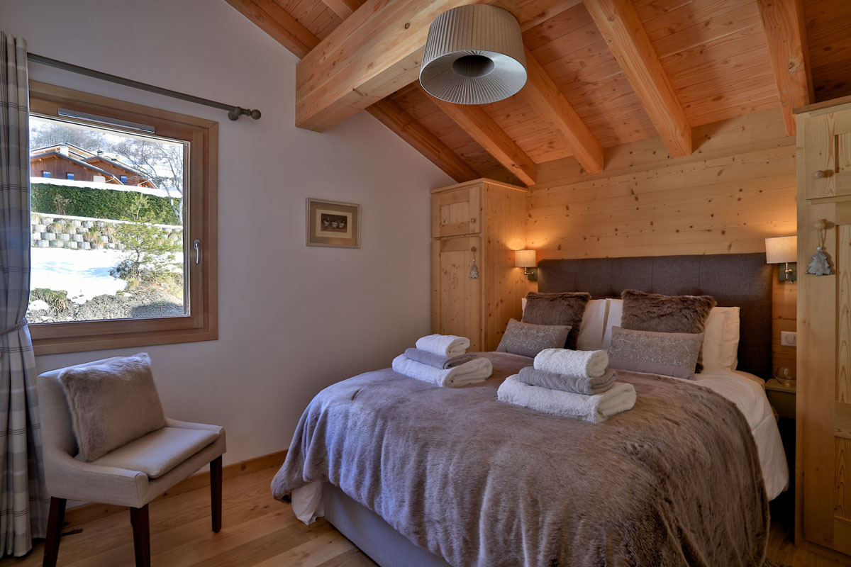 Chalet Aralia Bedroom 4