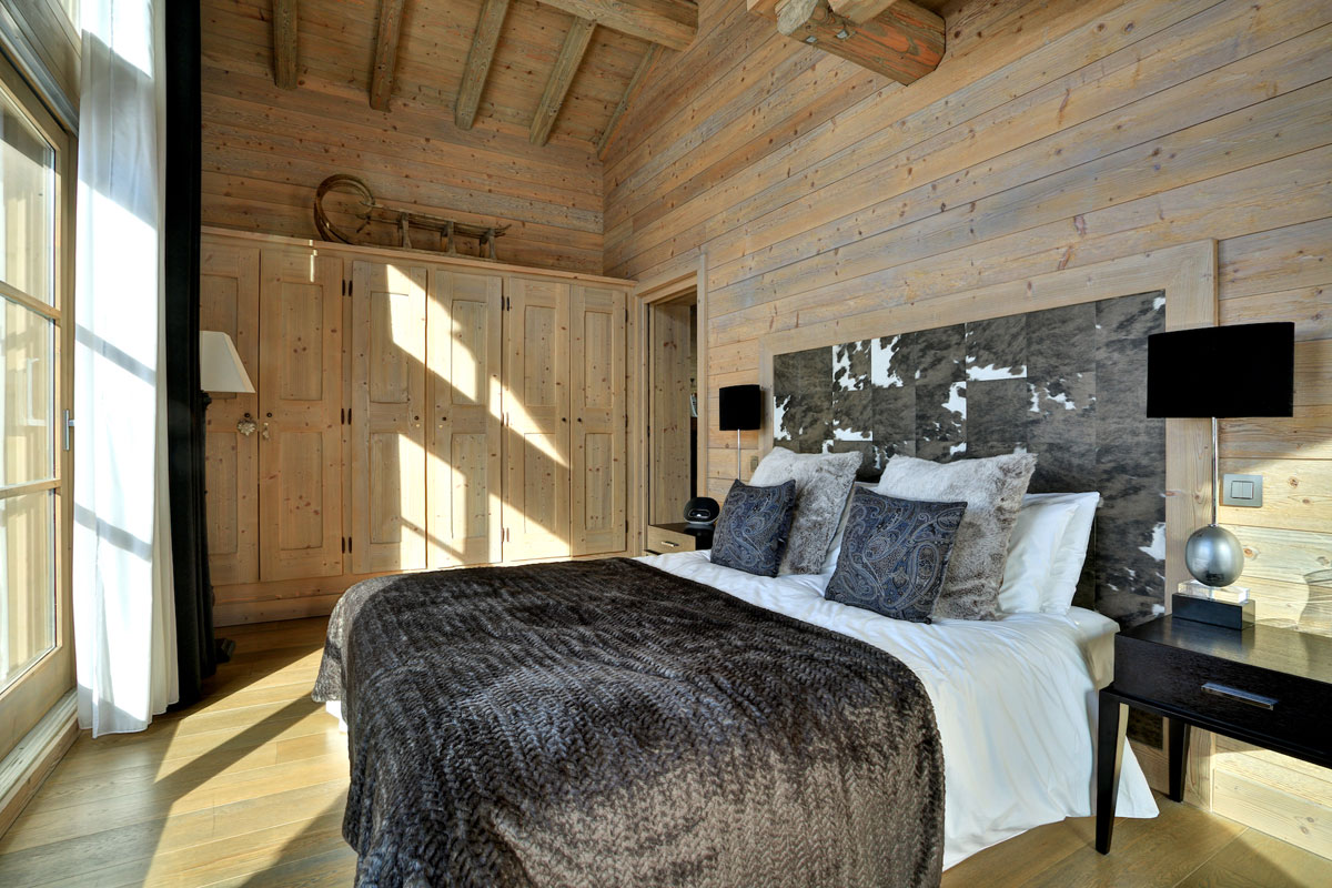 Chalet Cateline Bedroom 1
