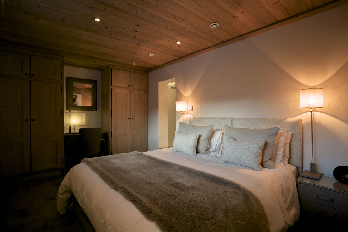 Chalet Cateline Bedroom 5