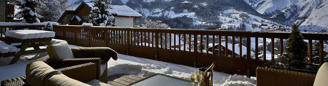 Contact White Mountain Chalets
