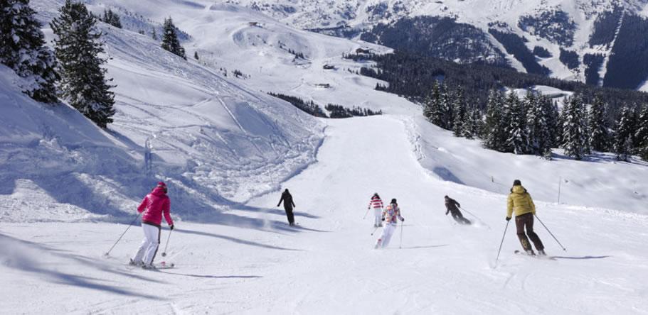 3 Valleys Ski Three France Les Trois Vallees Igluski Com